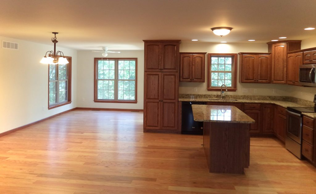 Morehart Dining Area and Kitchen Modified