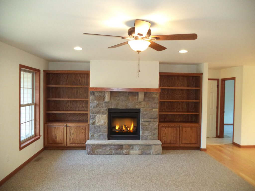 Morehart Optional Fireplace
