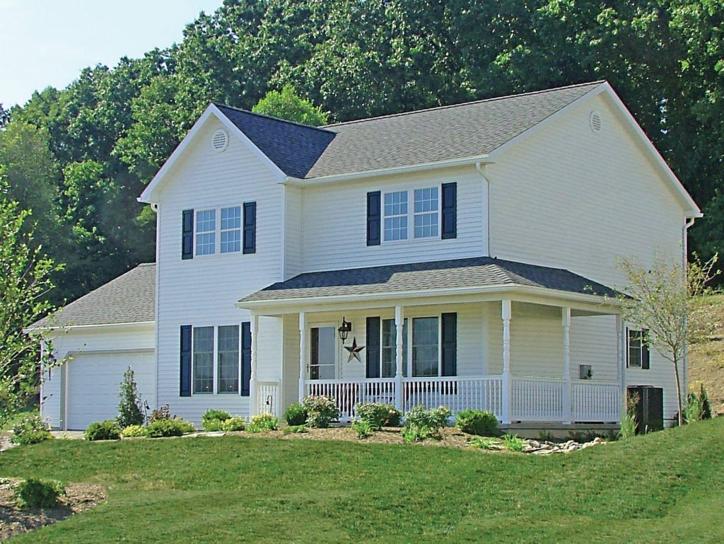 Franklin 1 Home with Alternate Exterior