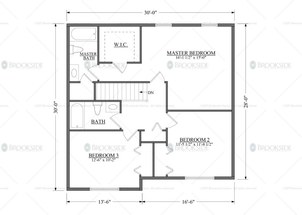 Franklin 1 Floor Plan
