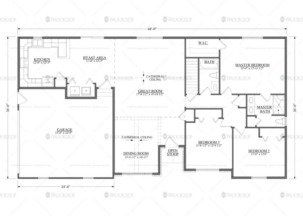 Musser Floor Plan