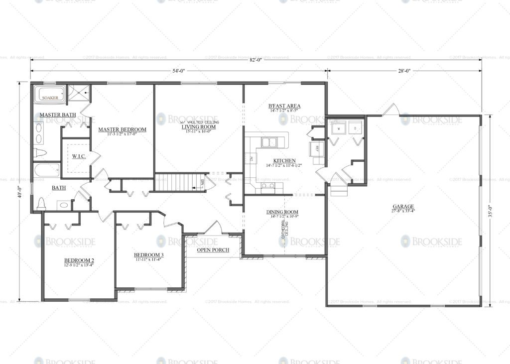 Musser 2 Floor Plan