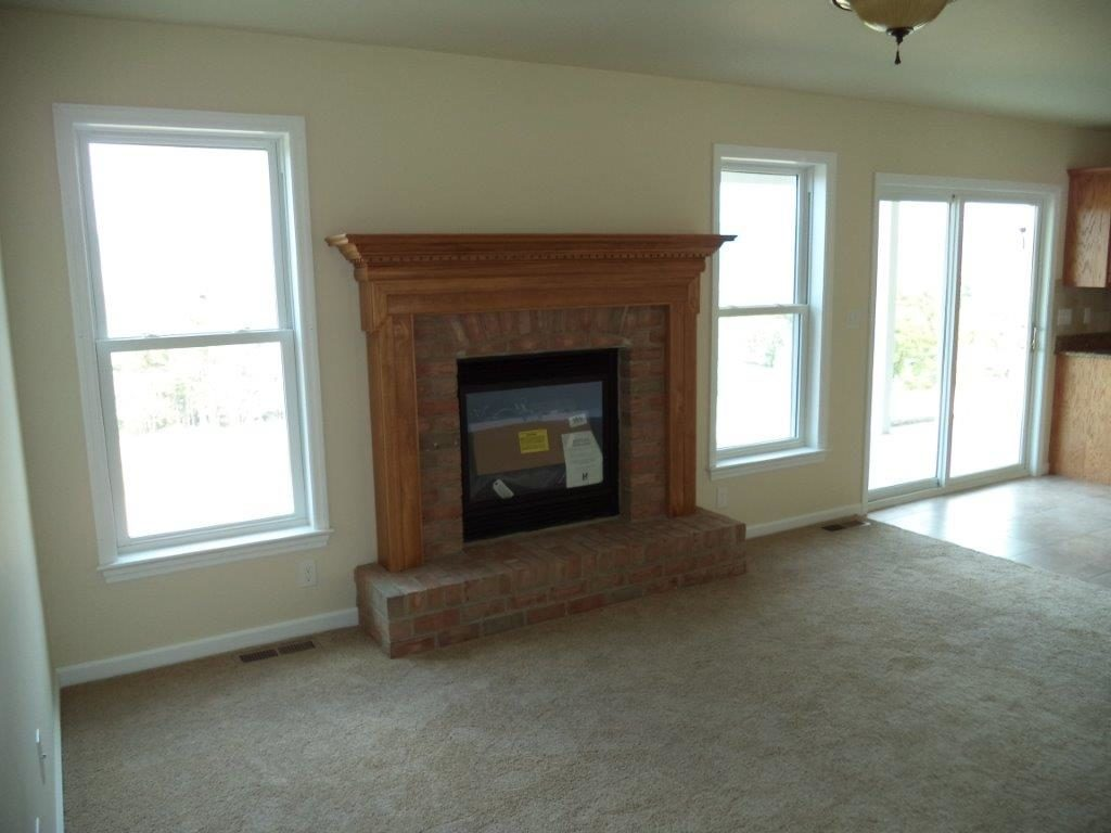 Patriot Family Room Optional Fireplace