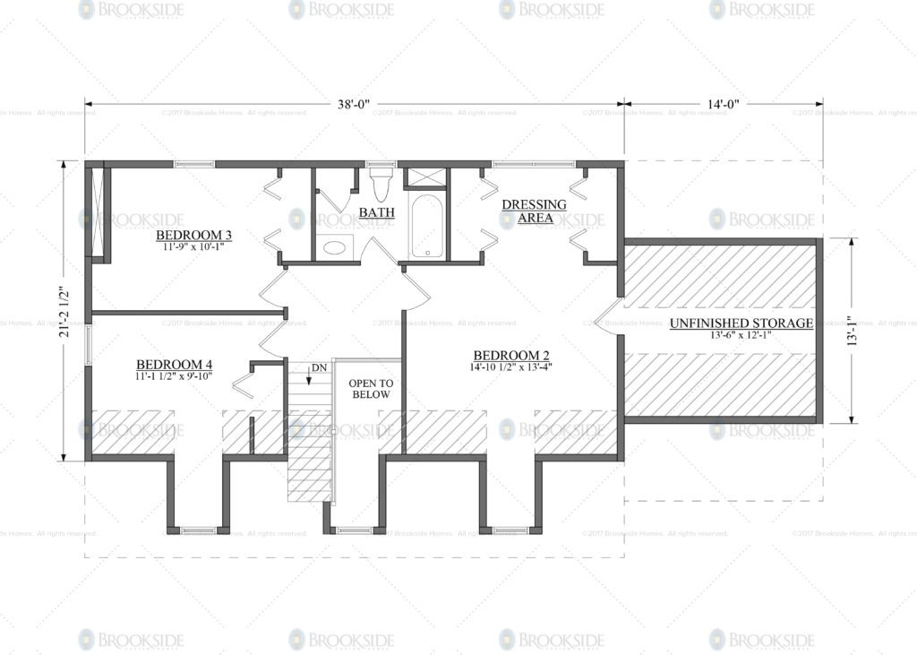 Patriot Floor Plan