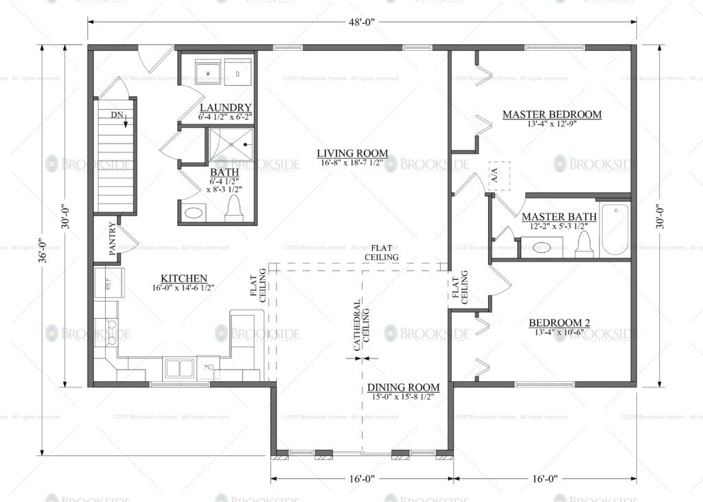 Quincy Floor Plan