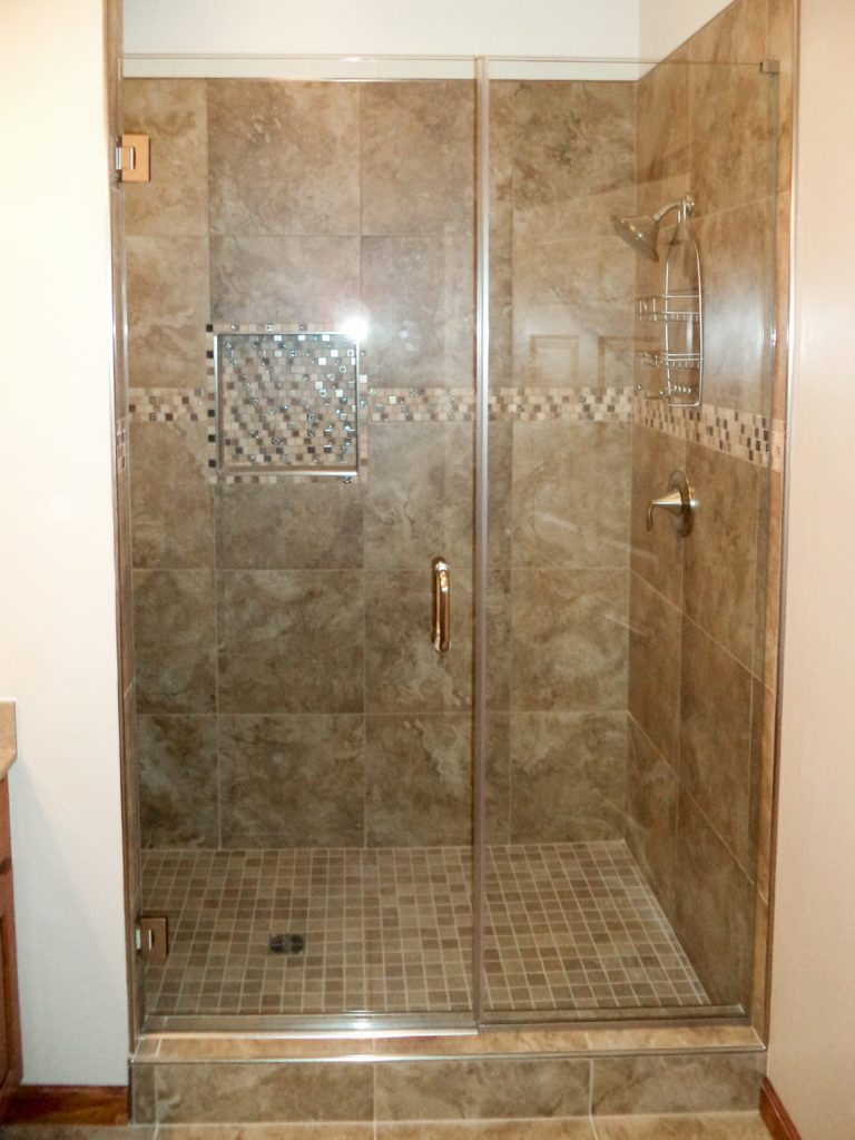Roosevelt Master Bath Modified Layout with Optional Tiled Shower
