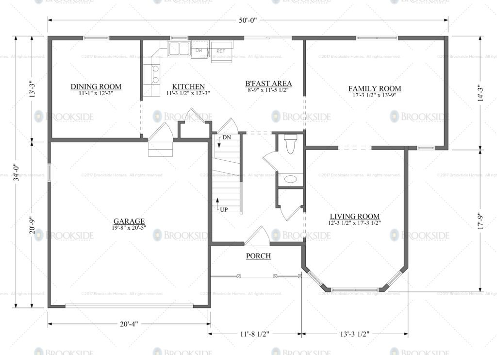 Salem Floor Plan