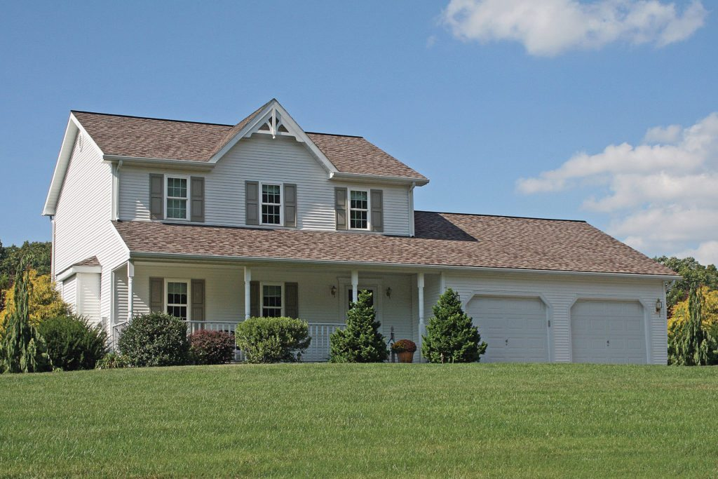 Taylor Alternate Exterior Optional Gable Trim