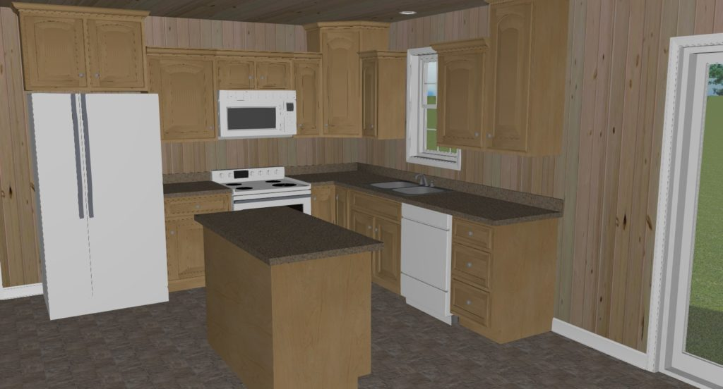 Slate Run Kitchen