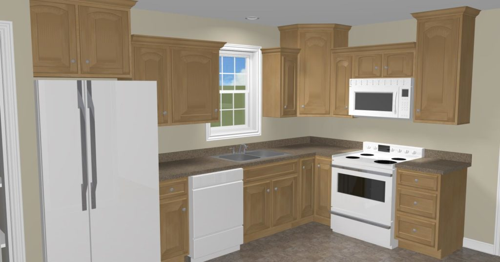 Taylor Kitchen Rendering