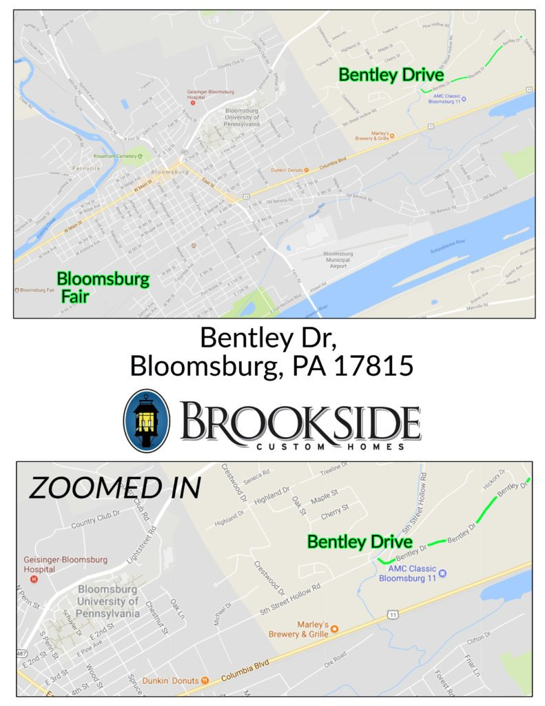 Purchase A Townhome In Bloomsburg Lots 22 And 23